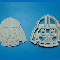 Download free STL files Cookie cutter star wars kitty, 3dlito