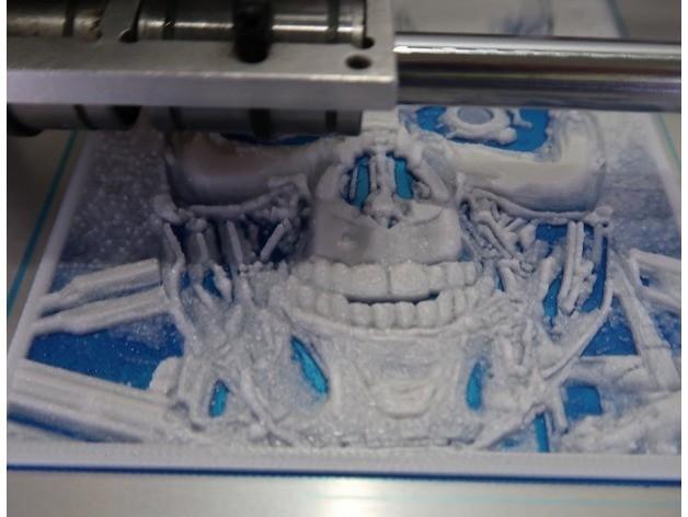 9b08105950c29cbb2e3ad56f97304ff1_preview_featured.jpg Télécharger fichier STL gratuit Terminator dessin 3D • Modèle imprimable en 3D, 3dlito