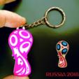 Descargar modelos 3D gratis Copa Rusia 2018, 3dlito