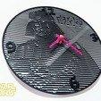 Télécharger fichier 3D gratuit Reloj STAR WARS 3D, 3dlito