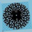 f0548c88336ce2e5f8544d2c4a4cd6da_display_large.jpg Télécharger fichier STL gratuit Reloj de pared • Modèle pour imprimante 3D, 3dlito