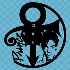 prince.jpg Download STL file RELOJ PRINCE • 3D printer model, 3dlito