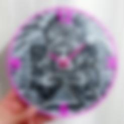 Download 3D printer files Mayan Clock, 3dlito