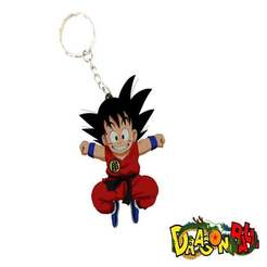 Download free STL file Llavero goku, 3dlito