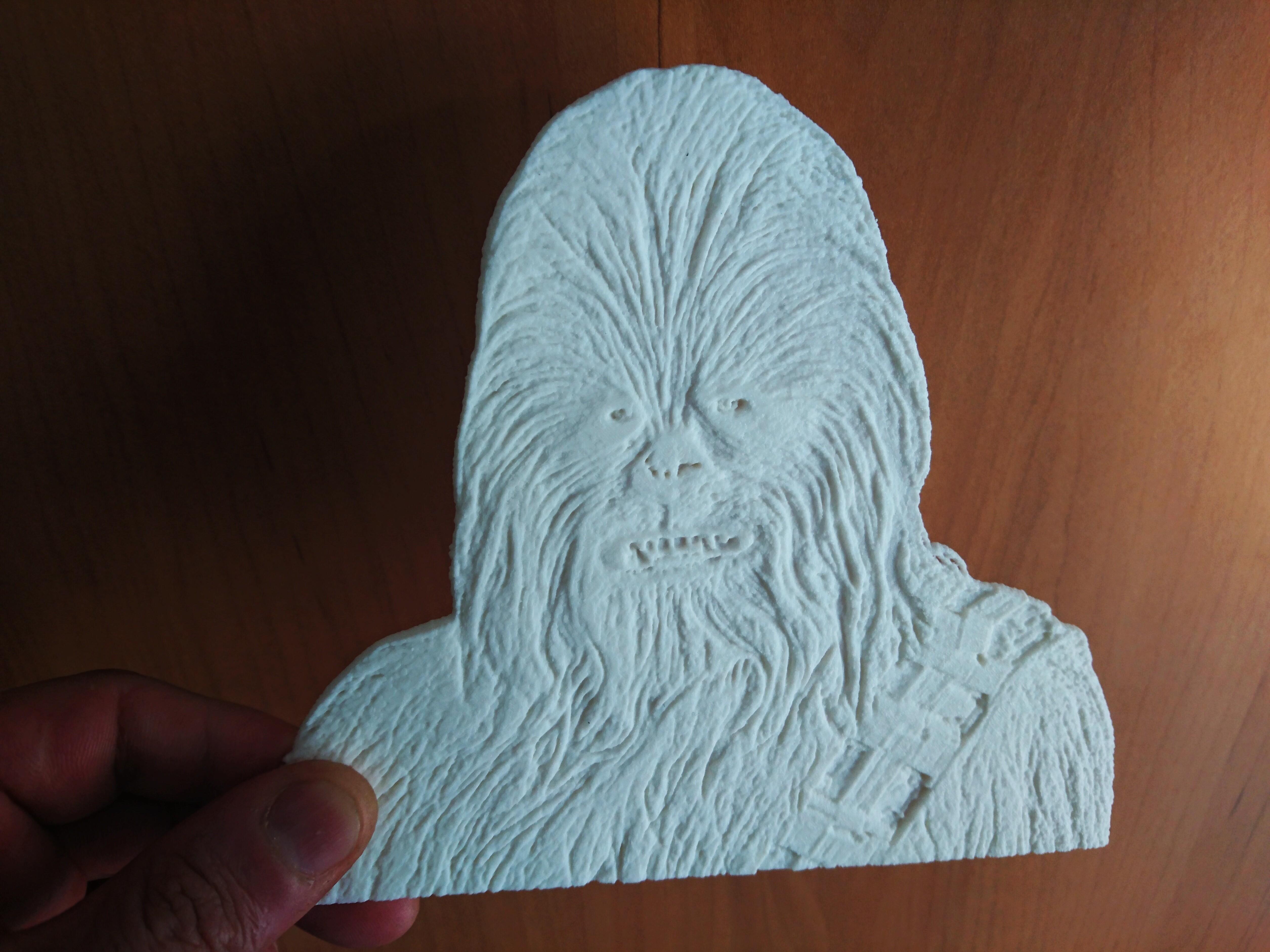 photostudio_1496482808964.jpg Télécharger fichier STL gratuit Chewbacca lithophanie • Design imprimable en 3D, 3dlito
