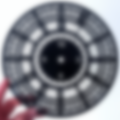3D print files LONDON Clock, 3dlito
