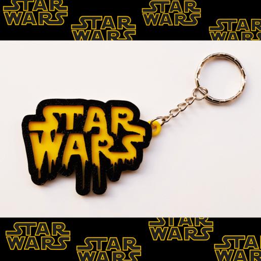 Descargar archivo STL STAR WARS Keychain • Modelo para imprimir en 3D, 3dlito