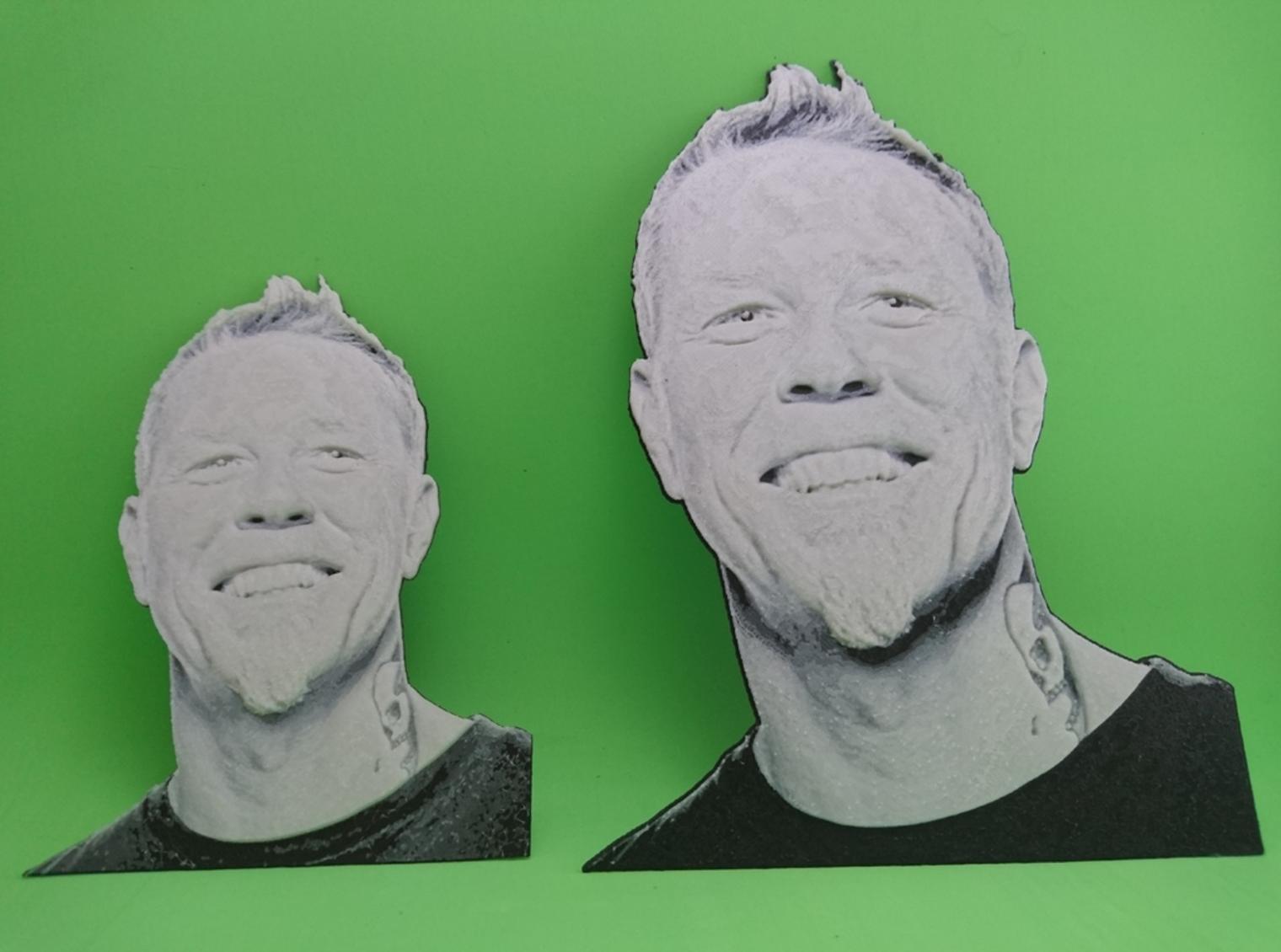 Capture d'écran 2017-06-20 à 09.40.40.png Download free STL file Metallica 3D DRAWING • 3D print object, 3dlito