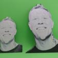 Free STL Metallica 3D DRAWING, 3dlito