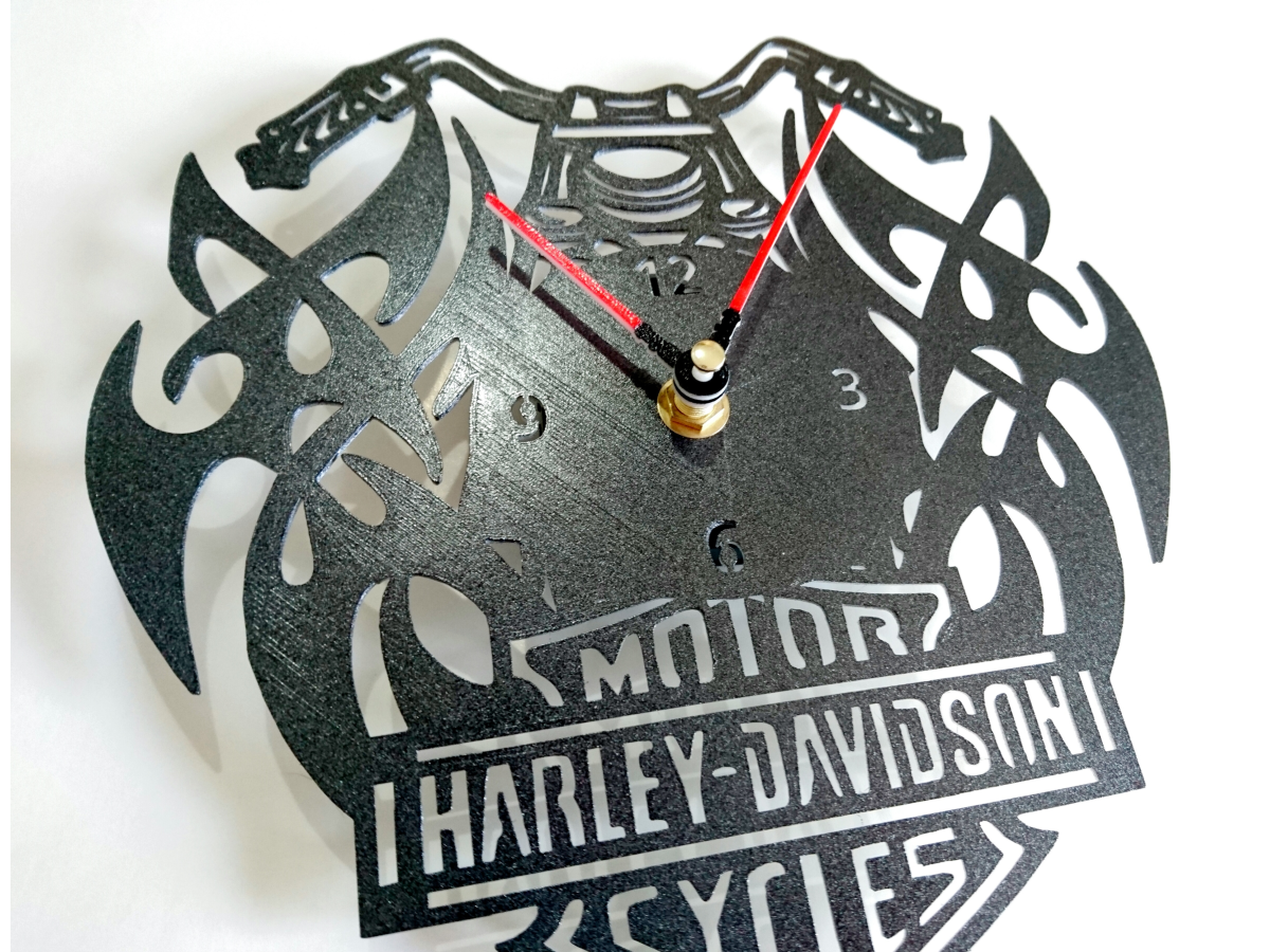 Sin Título(284).png Download STL file Harley-Davidson Watch • 3D printing object, 3dlito