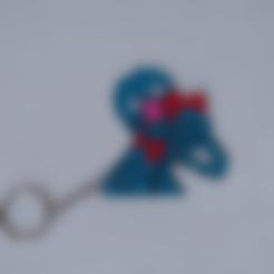 coco_keychain.stl Télécharger fichier STL gratuit Porte-clés Coco • Plan pour imprimante 3D, 3dlito