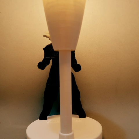 Capture d'écran 2017-12-26 à 12.43.23.png Download free STL file DRAGON BALL lamp • 3D printer object, 3dlito