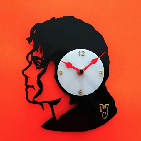 Download free STL files MICHAEL JACKSON WATCH, 3dlito
