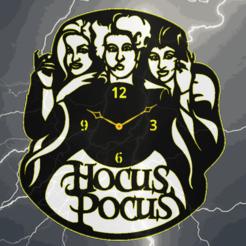 Download STL POCUS HOCUS WATCH, 3dlito