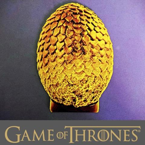 Capture d'écran 2017-10-23 à 14.34.54.png Download free STL file Game of Thrones 3D Dragon Egg • 3D printing design, 3dlito