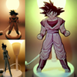 Capture d'écran 2017-12-26 à 12.42.46.png Download free STL file DRAGON BALL lamp • 3D printer object, 3dlito