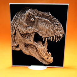 Free 3d printer files 3D dinosaur, 3dlito