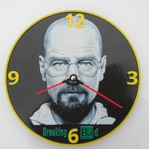 Télécharger fichier 3D gratuit Reloj Briser la mauvaise 3D, 3dlito