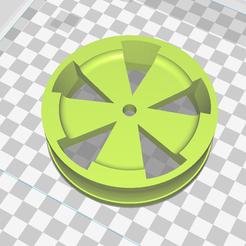 stl file Sport wheel, RomanVaque