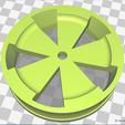 Download STL file Sport wheel • 3D printer model, RomanVaque