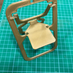 Download free 3D printer templates Chair, c0smm0