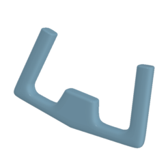 Download 3D printing templates Yoke handle, Tonyo