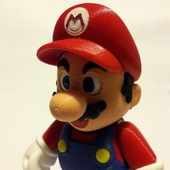 Fichier 3D gratuit Super Mario complete set, Adolfo