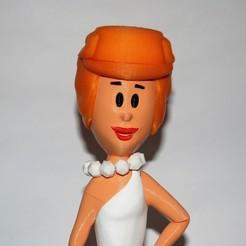 Modèle 3D gratuit Wilma, Adolfo