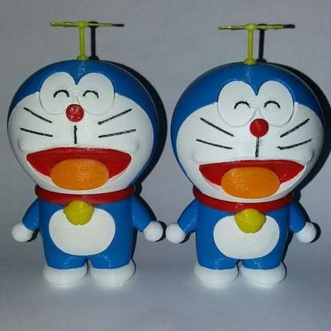 Free stl files 86Duino Doraemon Part 2, Adolfo