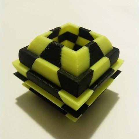 Download 3D printer designs Cacti Vase (Dual Extrusion / 2 Color), Adolfo
