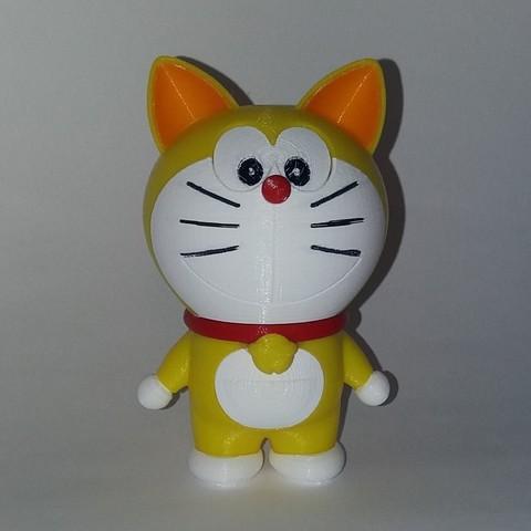 Free stl file Doraemon original type / 哆啦A夢 /ドラえもん, Adolfo