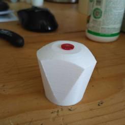 Descargar modelos 3D perilla de la llave del baño, ncostis
