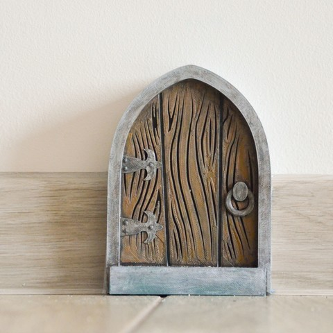 3D file Little gnomes door , LordTailor