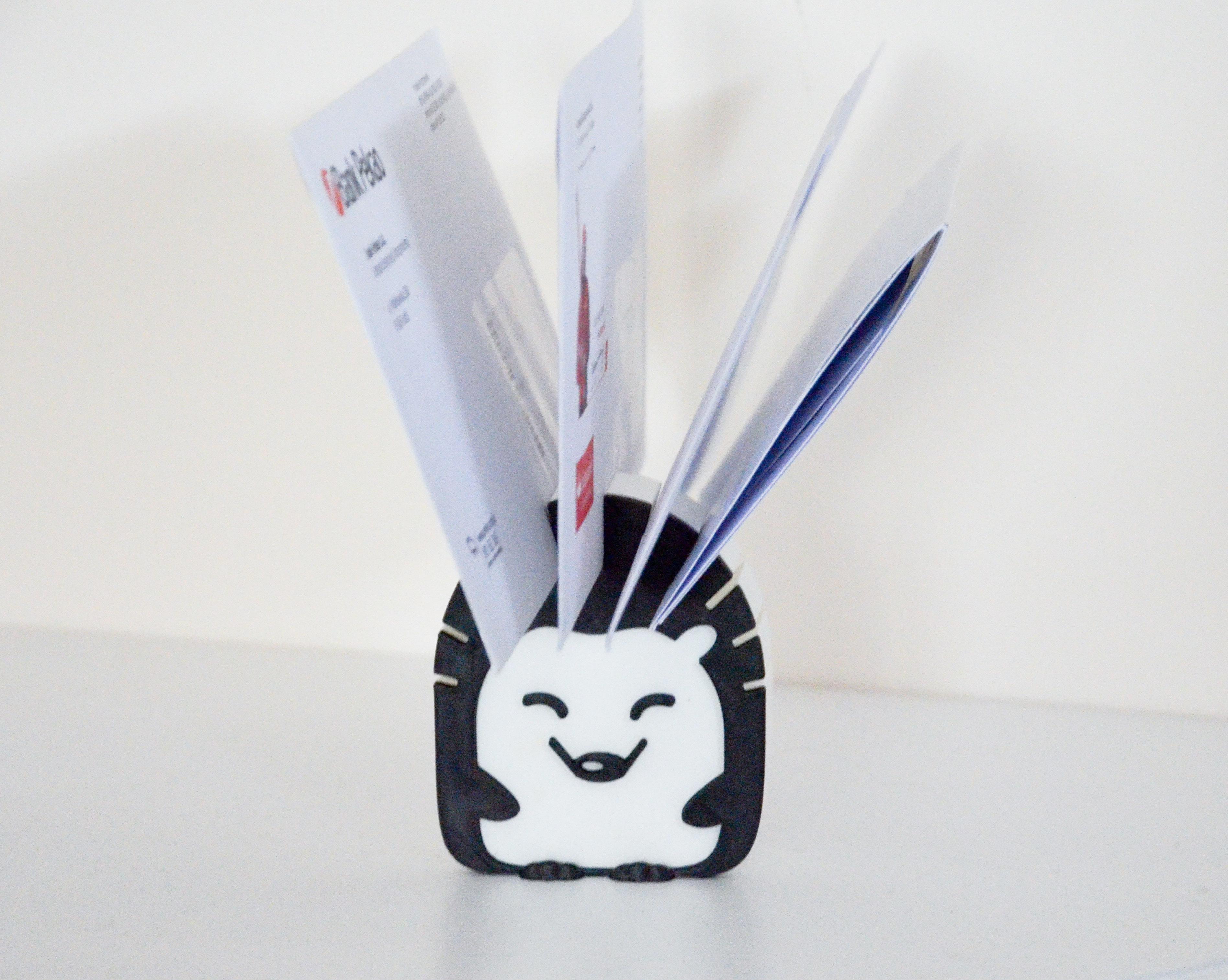 4.jpg Download free STL file mail hedgehog  • 3D print template, LordTailor
