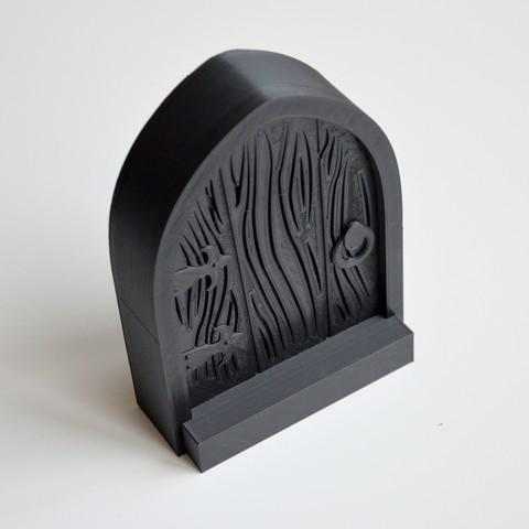 3.jpg Download STL file Little gnomes door  • 3D printable model, LordTailor