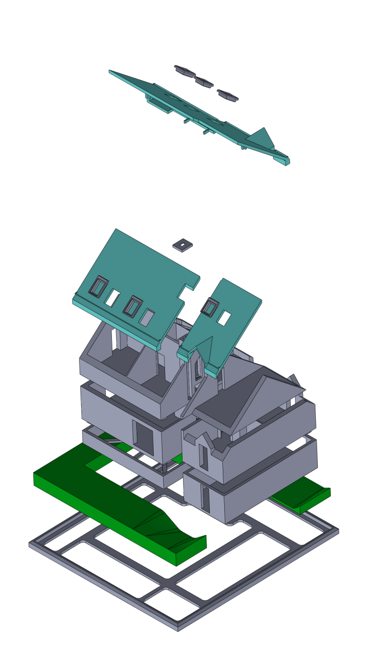 assemblage_maison_3.png Download free STL file Semi-detached house • 3D printer model, mcbat