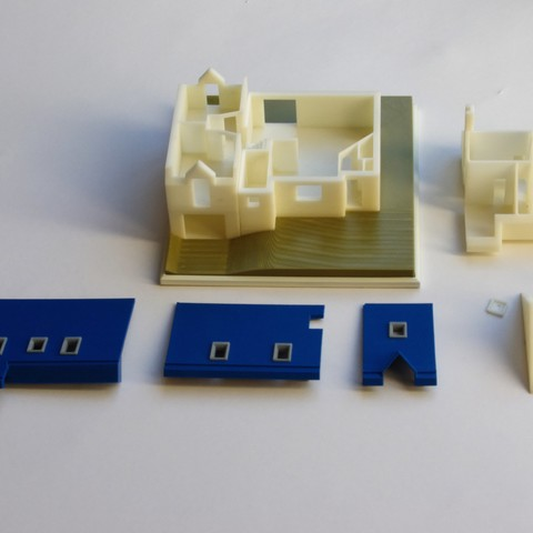 IMGP4613_DxO_red.jpg Download free STL file Semi-detached house • 3D printer model, mcbat