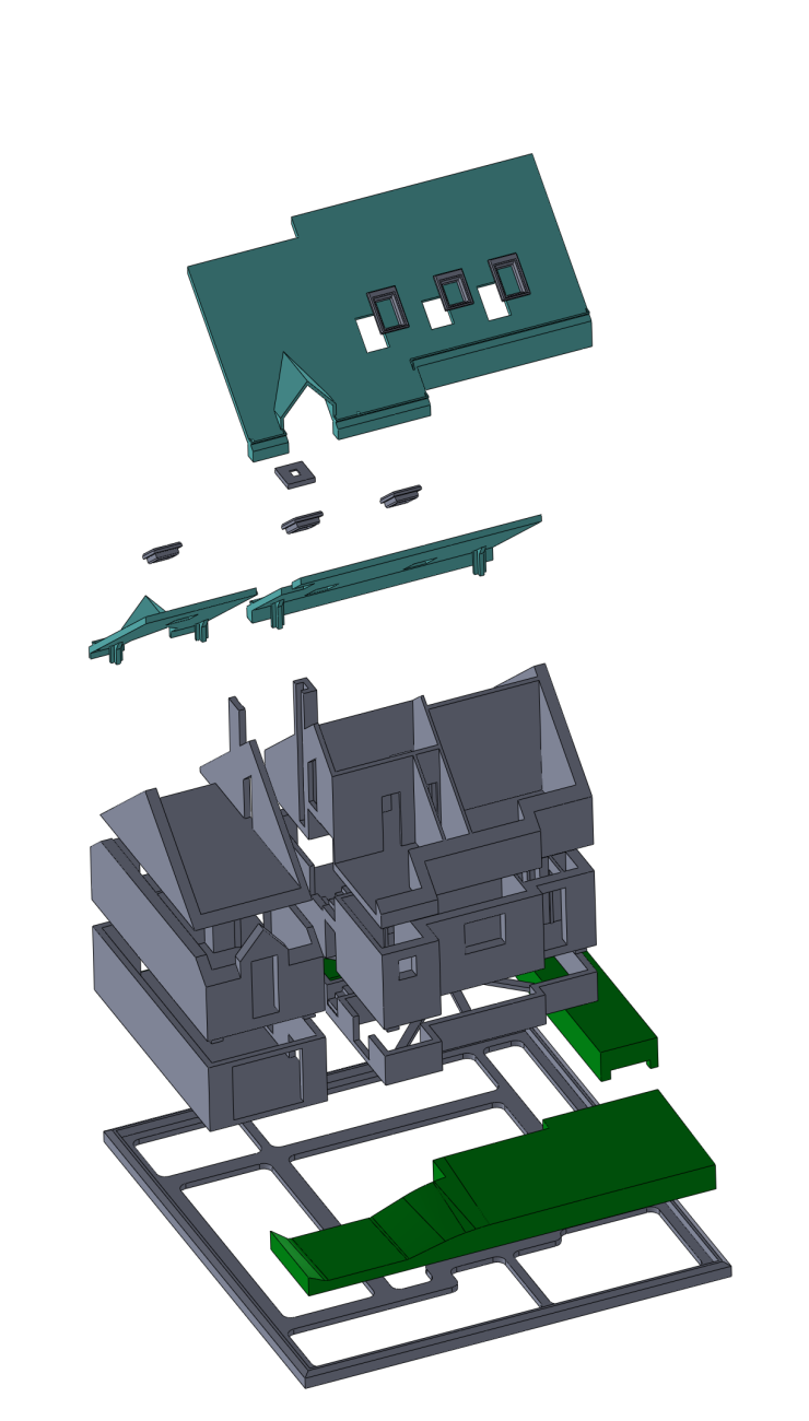 assemblage_maison_2.png Download free STL file Semi-detached house • 3D printer model, mcbat