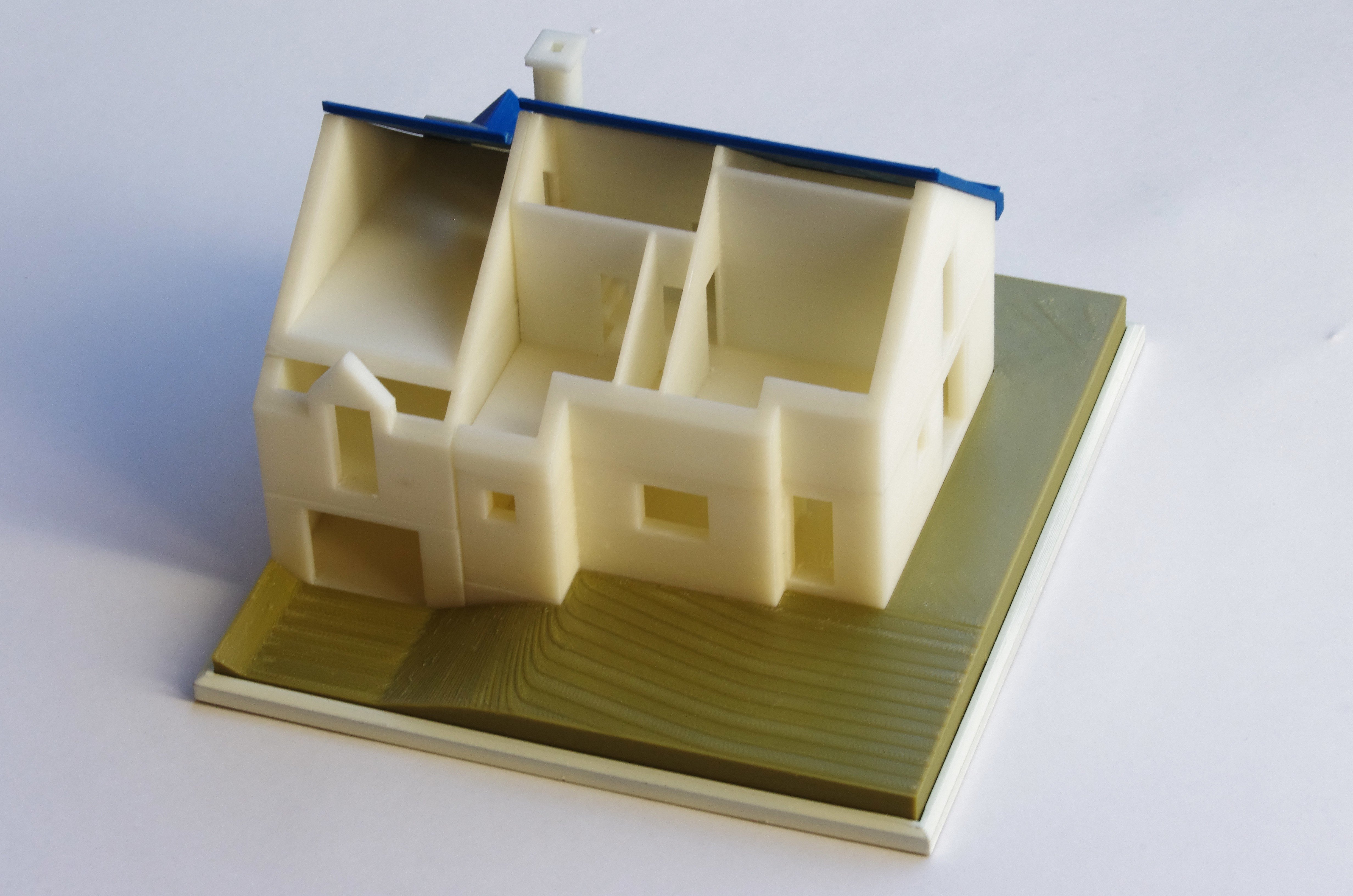 IMGP4612_DxO_red.jpg Download free STL file Semi-detached house • 3D printer model, mcbat