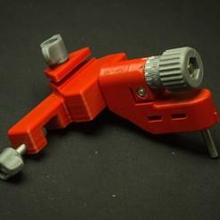 IMG_3428.jpg Download STL file Manipulator for sharpening nail cutters • 3D printable design, AleksandrDolzhenko