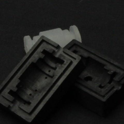 MVI_9298.MOV_snapshot_01.00_[2017.10.06_13.44.46].jpg Download free STL file Mold for Silicone Vibration Dampener • 3D printing design, AleksandrDolzhenko