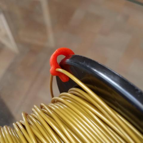 Capture d'écran 2017-04-18 à 12.30.41.png Télécharger fichier STL gratuit Another Filament Clip • Plan pour imprimante 3D, bda