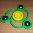 Download free 3D printing templates Solar spinner, bda