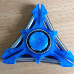 Download free 3D printer designs Spinner, bda