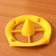 Download free 3D printing designs  fully customizable openscad fanguard, bda