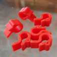 Download free STL file Another Filament Clip, bda