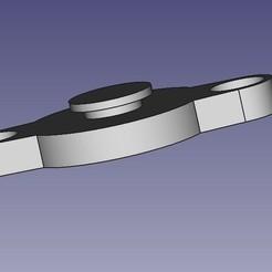 Imprimir en 3D gratis fuegos de apoyo Claas, db42