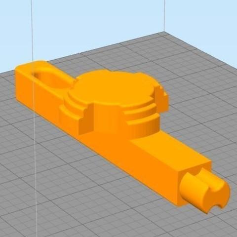 123456.JPG Download free STL file Can opener 60l / 200l • 3D printing model, db42