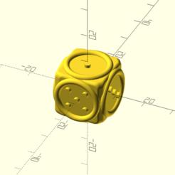 de malvoyant relief5.png Télécharger fichier STL dé pour mal voyant • Modèle pour imprimante 3D, Rias3d