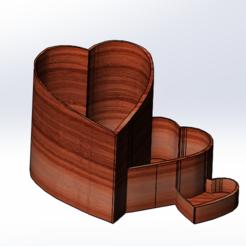 Download 3D printer model pencil box, kholas